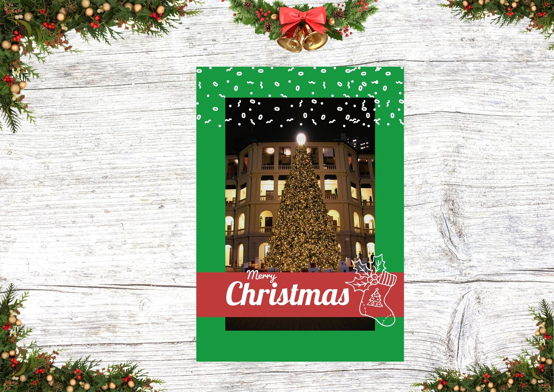 Christmas Card 6 (Christmas Tree)