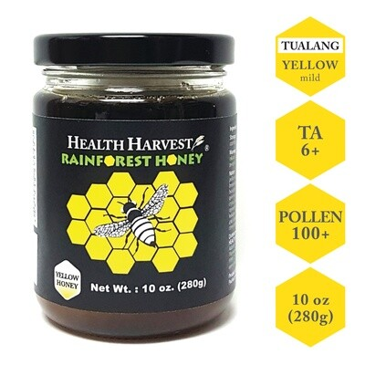 (B5) Tualang Yellow Honey 280g / 10oz