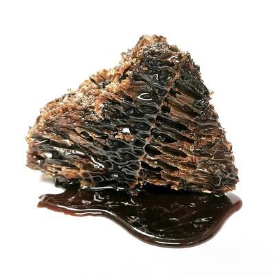 (A1) [Limited Seasonal] Tualang Black Honey with Comb 750g / 26oz