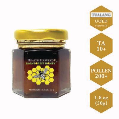 (C1) Tualang Honey Tasting Jar 50g / 1.8oz