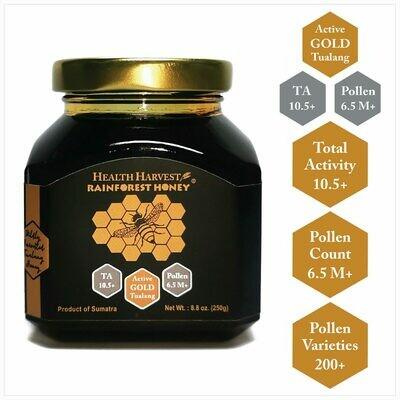 (B1) [Precious & Rare] Tualang Gold Honey 250g / 8.8oz