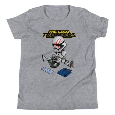 Lego Troopers First Lego League Team Shirt (Youth Sizes Only)