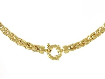 9ct Handmade Bracelet 7.5