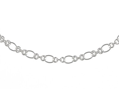 Silver Handmade Necklet 16