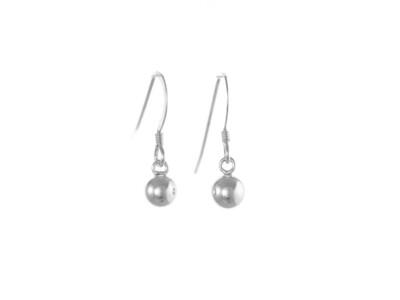 Silver Dropper Earrings