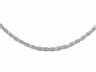 Silver Handmade Necklet 17