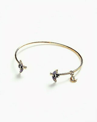 FABLE Enamelled Bee Bangle