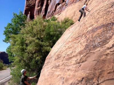 Moab Outdoor Rock 101