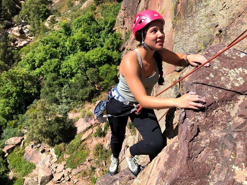 Boulder Outdoor Rock 101