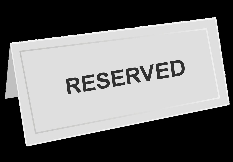 Party Reservation (Mon - Thur) Balance Due
