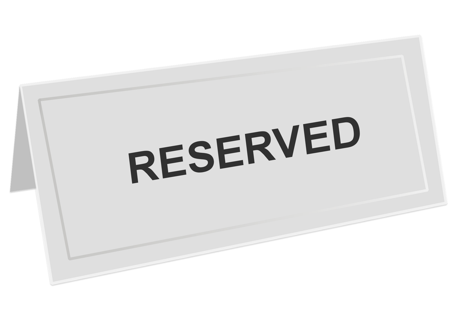 Party Reservation (Fri - Sun) Full Payment
