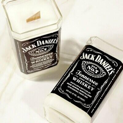 Jack Daniel's Candle