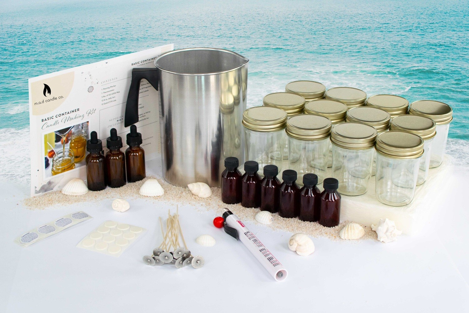 Summer Candle Making Kit