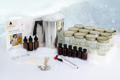 Winter Candle Making Kit