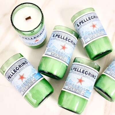Mini Pellegrino Candle Package