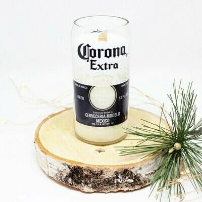 Corona Extra Beer Candle