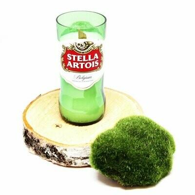 Stella Artois Beer Candle