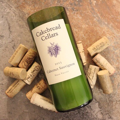Cakebread Cellars Wine Candle
