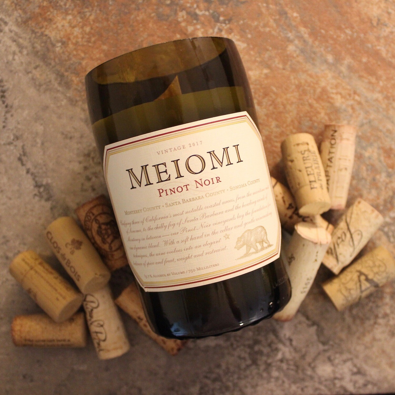 Meiomi Wine Candle