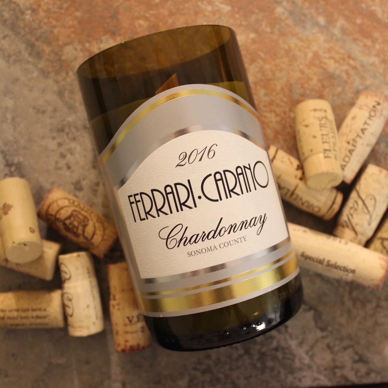 Ferrari Carano Wine Candle