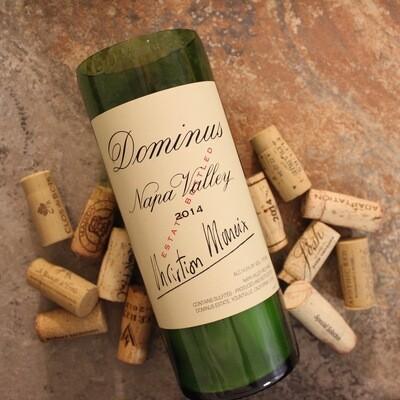 Dominus Wine Candle