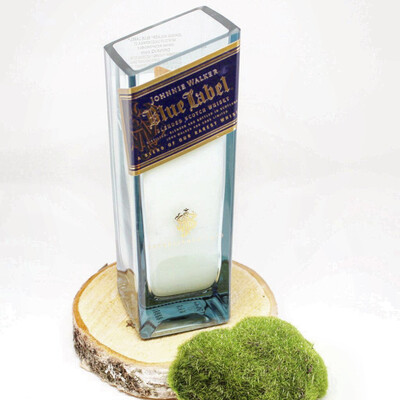 Johnnie Walker Blue Label Candle