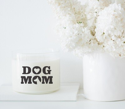 DOG MOM Wholesale Candle Set of 6