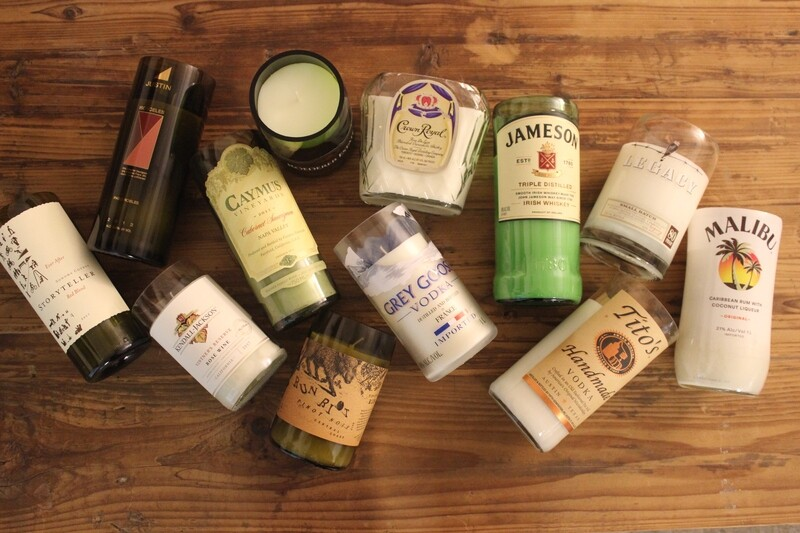 TASTING Candle Package