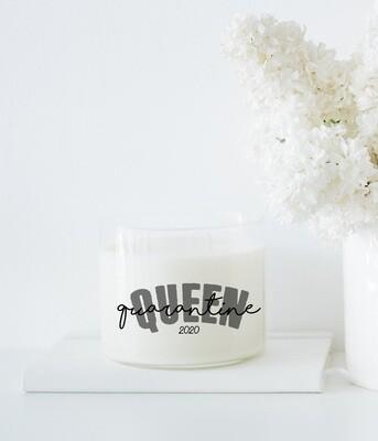 Quarantine Queen 2020 Candle