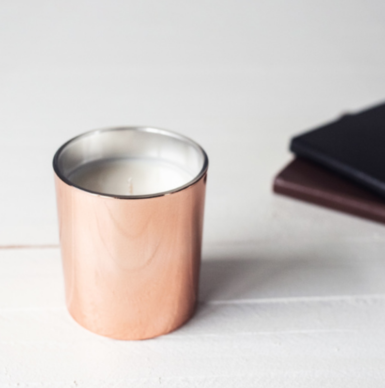 COPPER TUMBLER Candle Package