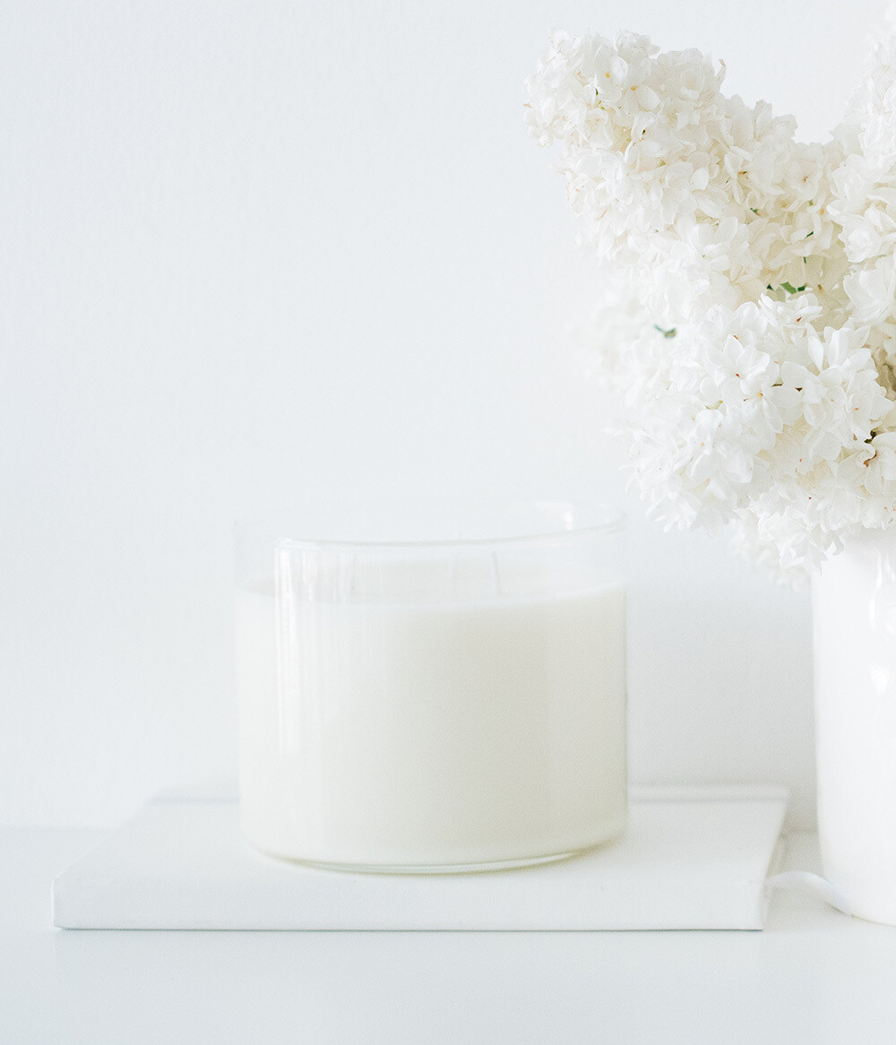 3 Wick BLANK Tumbler Candle Package
