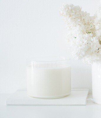 3 X-Large Wick BLANK Tumbler Candle Package