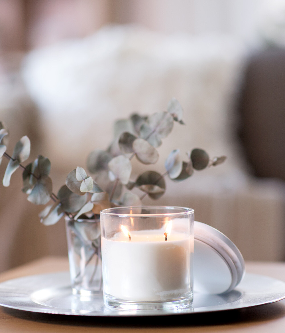 Large BLANK Tumbler Candle Package