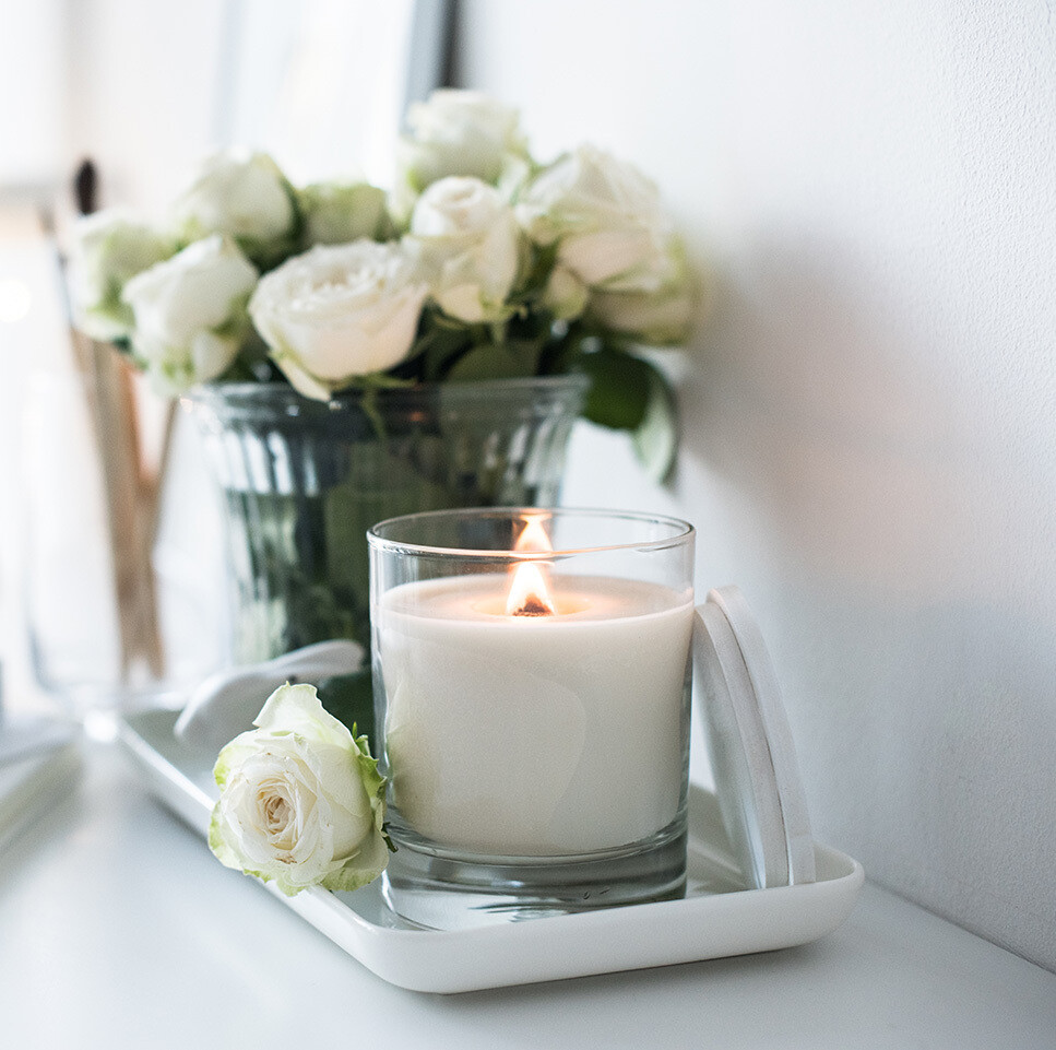 Small BLANK Tumbler Candle Package