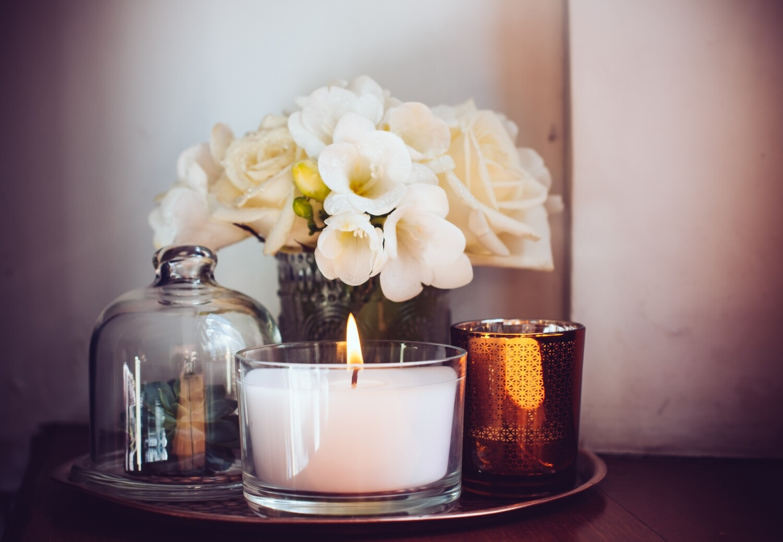 Medium BLANK Tumbler Candle Package