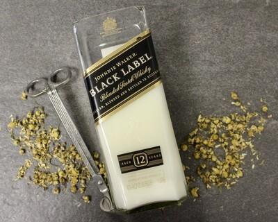 Johnnie Walker Black Label Candle
