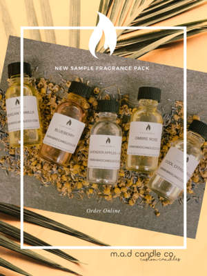 1 oz Fragrance Sample Kit