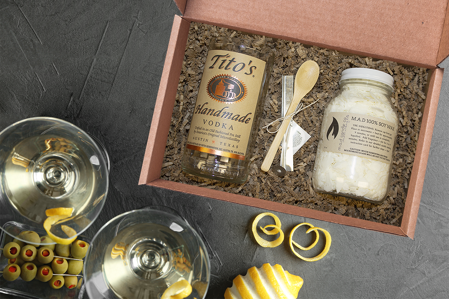 Tito's Candle Making Kit