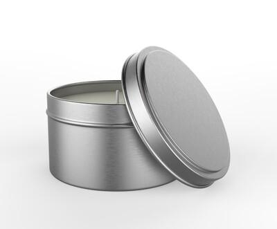 2 oz. Tin Candle - No Label