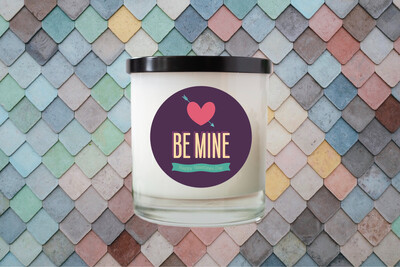 Be Mine Candle