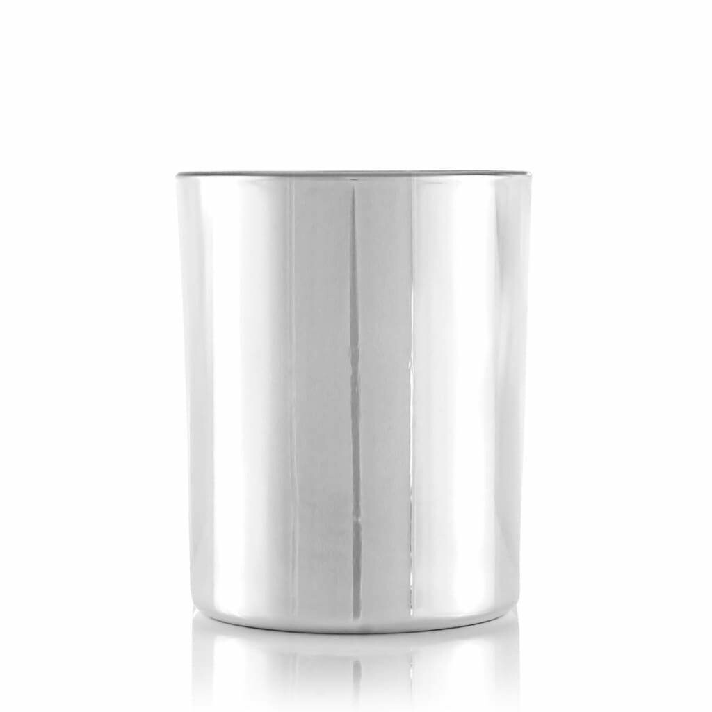 Silver Plated Tumbler - Vessel