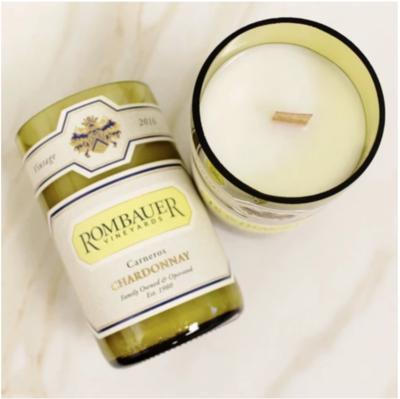 Rombauer Wine Candle