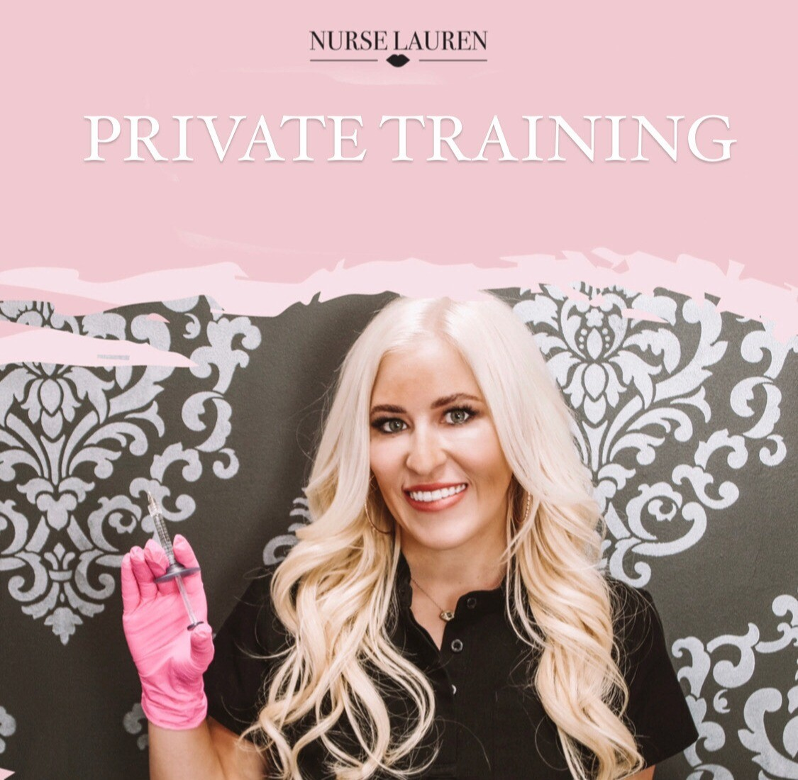 PRIVATE TRAINING (HANDS ON)