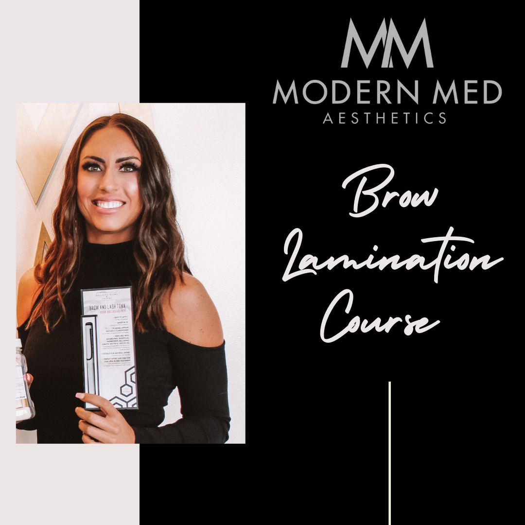 Brow Lamination Course (Hands-on)