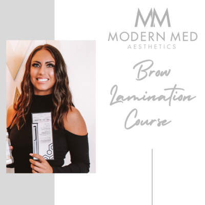 Brow Lamination Course (pre-recorded)