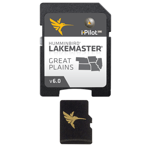 Lakemaster Chart - Great Plains - MicroSD/SD