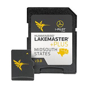 LakeMaster PLUS Chart - Midsouth States V3