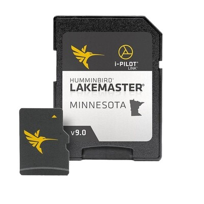 LakeMaster Chart - Minnesota V9