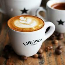 Paul Moore Liberian Coffee Cup