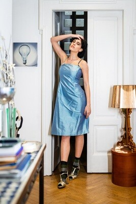 Vintage 1950s Strapless Dress Bustier